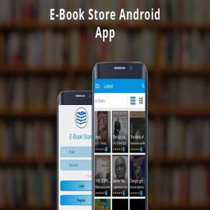 mobile/e-book-store-android-app