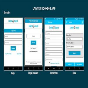 mobile/lawyer-booking-android-application