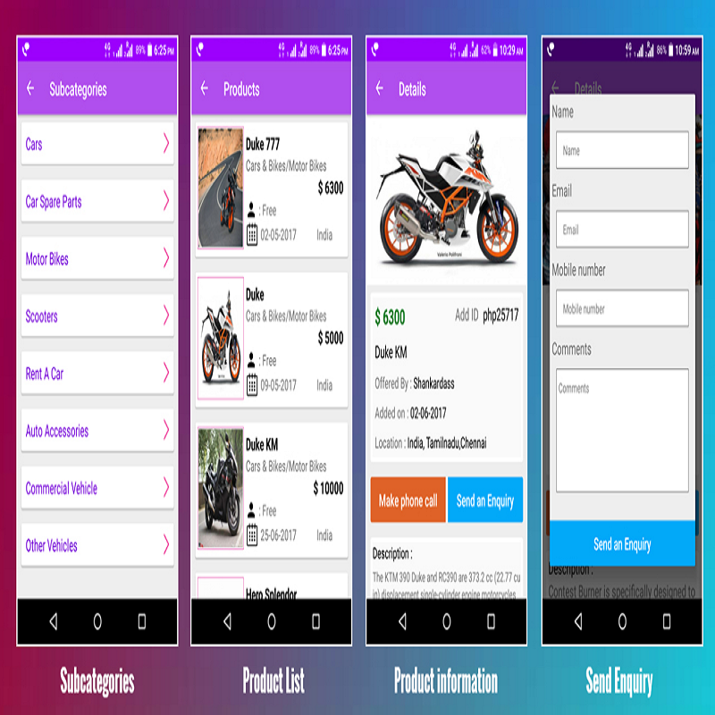 2daybiz - Readymade PHP Scripts | Mobile App | Online Buy And Sell