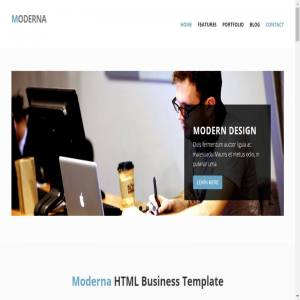 php-scripts/moderna-free-bootstrap-template
