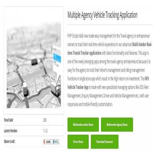 mobile/multiple-agency-vehicle-tracking-application